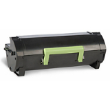 Compatible Toner Lexmark #601H MX310/410/510/511/610/611 Hi-Yield (10K Pages)