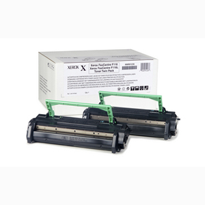 Toner Cartridge for Xerox FaxCentre F116, 3,500 pages, Black, 2/Pack