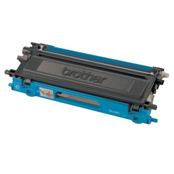 Brother Genuine Toner Cartridge For DCP, HL and MFC Color Printers Hi-Yield Cyan (4K Pages)