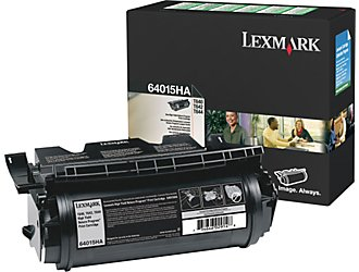 Lexmark Genuine Toner Cartridge  T640/642/644 High-Yield (21K Pages)