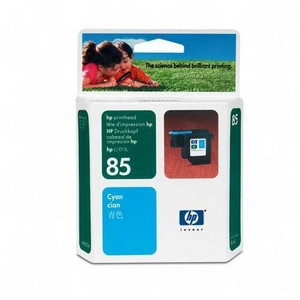 HP Genuine #85 Printhead Cyan