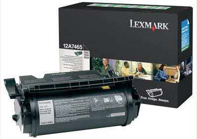 Lexmark Genuine Toner Cartridge T632/T634 ONLY Extra High-Yield (32K Pages)