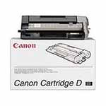 Micrographics Copier Toner for Canon PC50/60/90, Black Positive