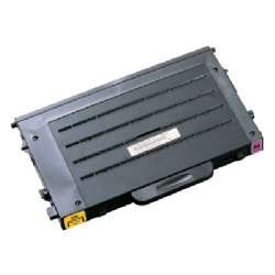 Laser Toner Cartridge for Samsung CLP-500, 500N, 550, 550N, Magenta