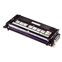 Dell Genuine Toner 3130cn/3130cnd Hi-Yield Black (9K Pages)