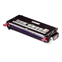 Dell Genuine Toner 3130cn/3130cnd Hi-Yield Magenta (9K Pages)